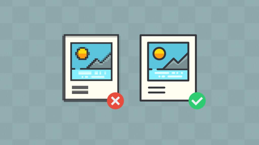 Optimizar tus imágenes es muy importante