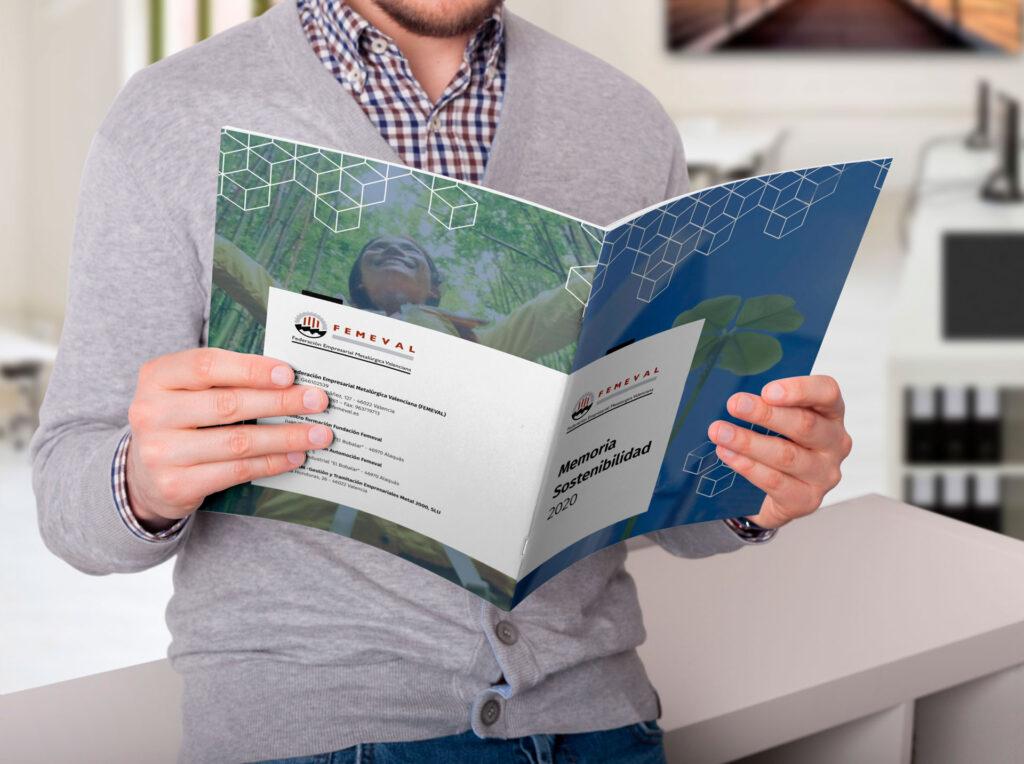 Diseño catálogo producto