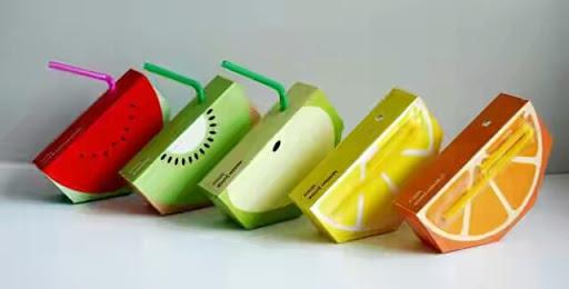 packaging creativo en cualidad producto